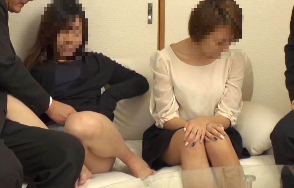 婚外セックスの場としてのスワッピング