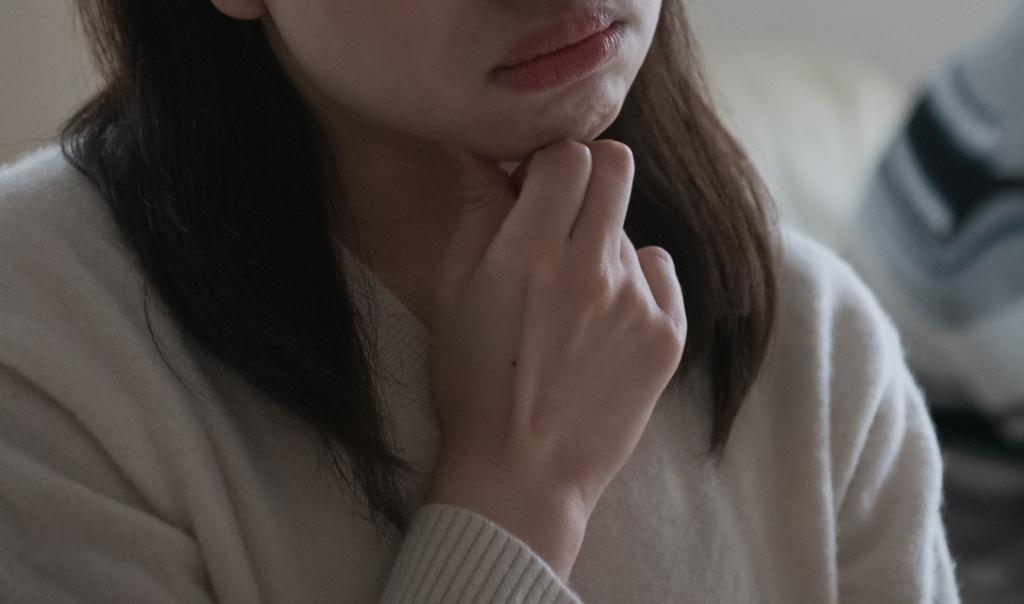 セックスレスで自信を失う女性
